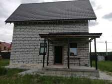 На фото пример работ: Монтаж электрики в кирпичном доме, рис. 2