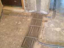 На фото пример работ: Прокладка электрики в новостройке под ключ, рис. 3