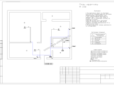 На фото пример работ: Электрика в однокомнатной квартире, рис. 5