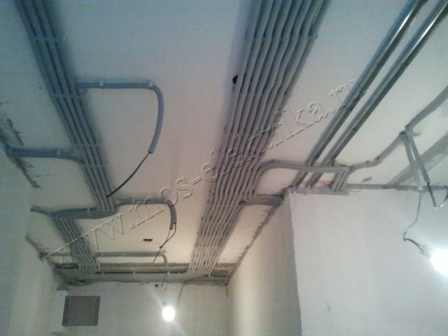 На фото пример работ: Электрик в поселке Усадьба Аносино, рис. 8