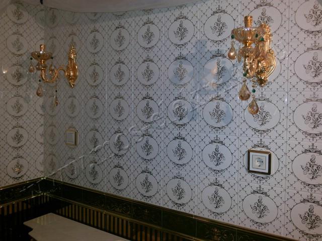 На фото пример работ: Электрик в поселке Бунгало Club Kurovo (Бунгало Клаб Курово), рис. 2