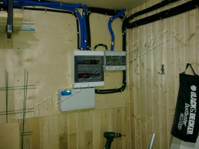 На фото пример работ: Электрик в поселке Вест-Кантри (Вестерн), рис. 7