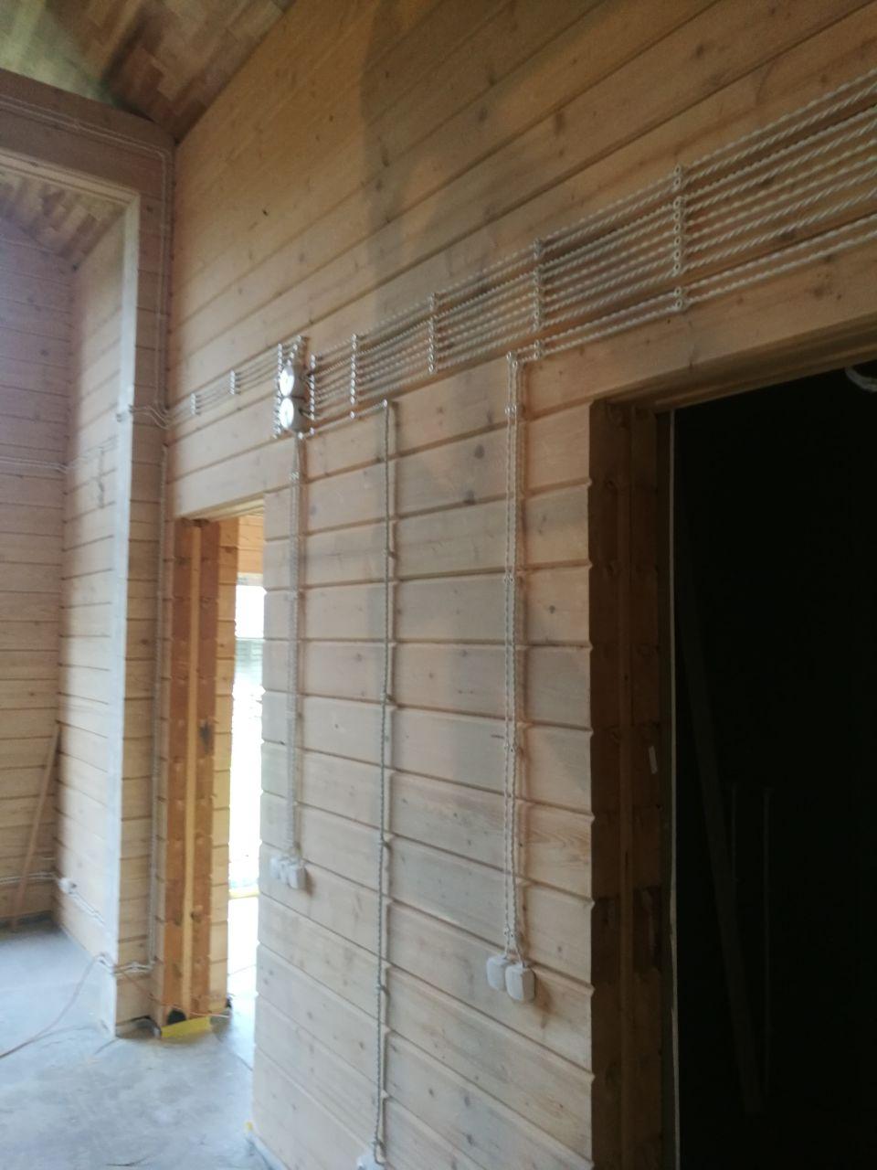 Электрика в доме москва