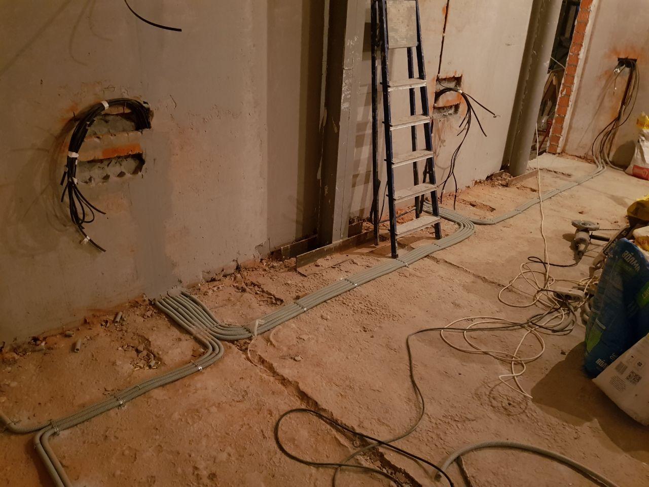 Ремонт электрика в квартире